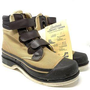 Hodgman Lakestream Wading Felt Shoes Boots Fishing